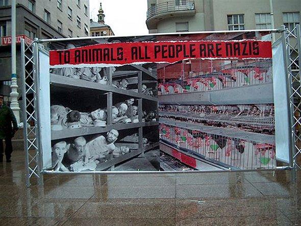 PETA's Holocaust Campaign