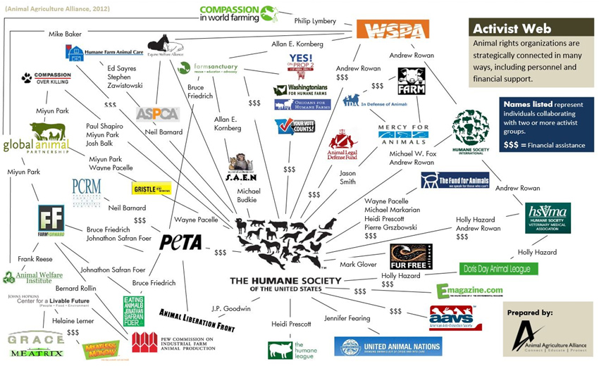 Spies at the 2014 Animal Rights Conferences - Their Turn