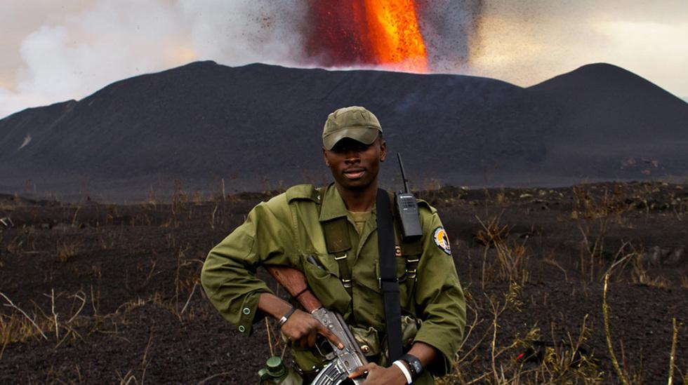 Virunga National Park, Congo