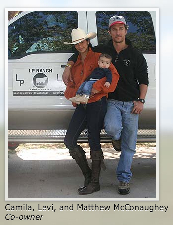 Matthew McConaughey's Texas Ranch Sells Canned Hunts ...