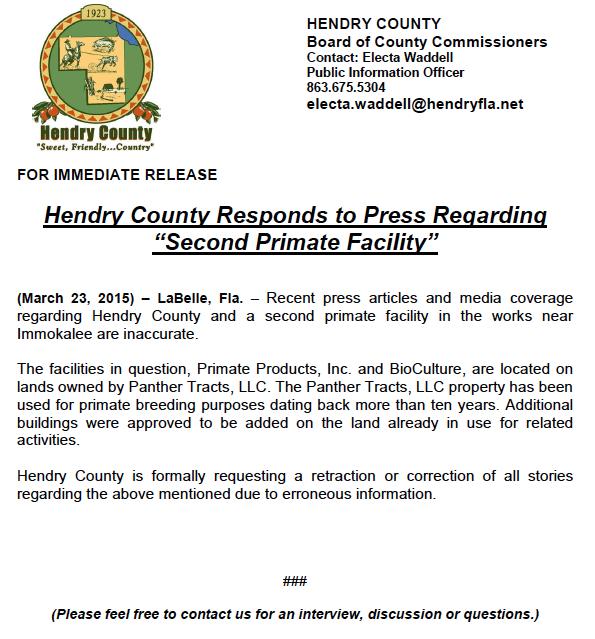 Hendry_county_statement_monkeys
