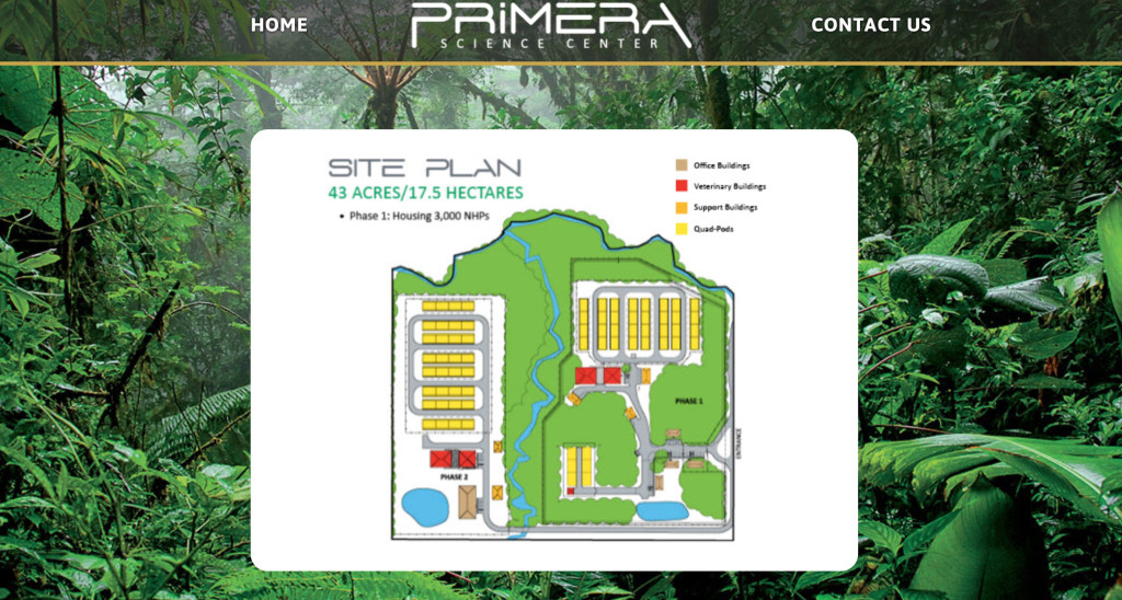 Primera Science Center is one of two monkey breeding facilities approved behind closed doors by Hendry County officials