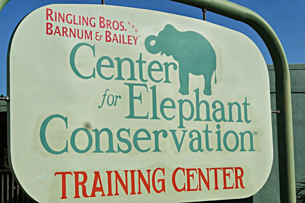 "Ringling's ""Conservation Center"""