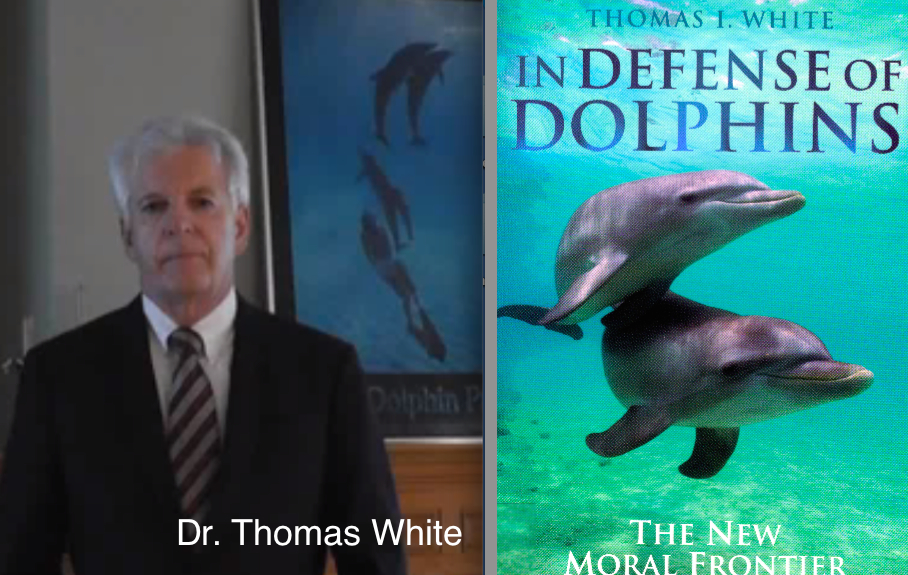 Dr. Thomas White silenced by SeaWorld at a scientific conference