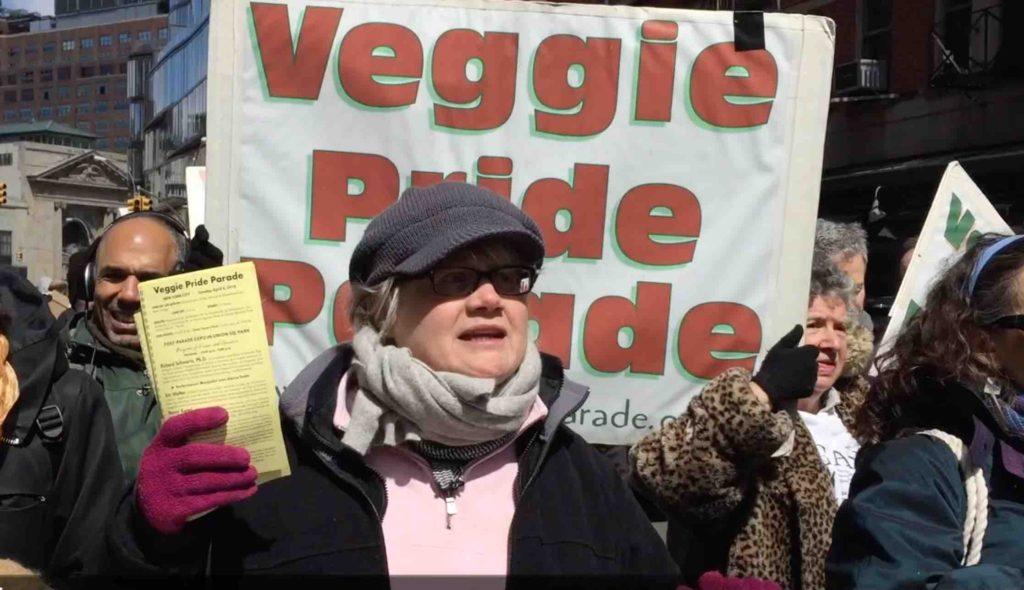 Veggie Pride Parade Organizer Pamela Rice